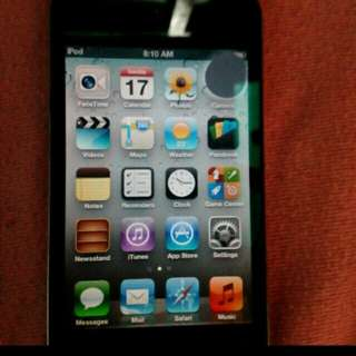 Ipod touch 4th gen ios 6.0