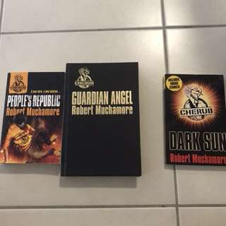 First two books of second cherub series and a bonus story