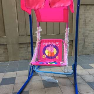 single swing set for toddlers