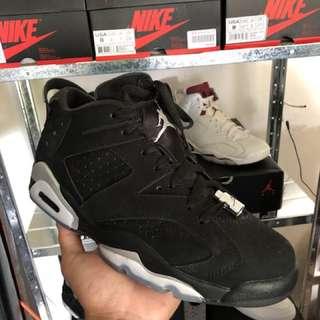 Jordan 6 chrome lows