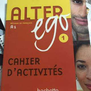 Alter Ego(french book) 1&2