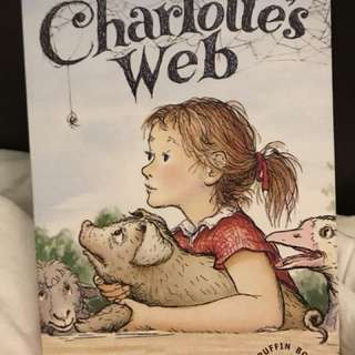 Charlottes Web Book