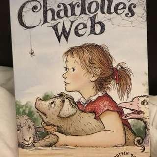 Charlottes Web Book