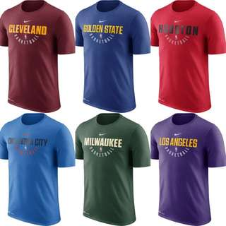 Authentic NBA Nike Practice Shirts