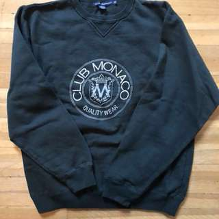 Vintage Club Monaco Sweatshirt