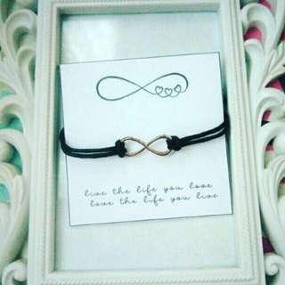 Infinity Bracelet no box