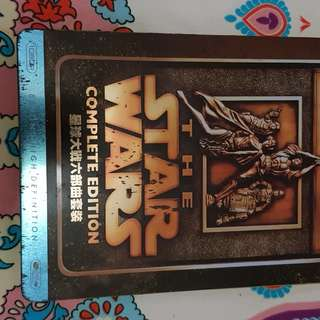 Star Wars Complete Edition