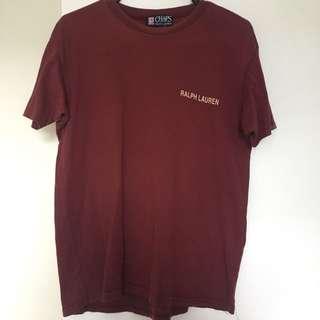 Vintage chaps Ralph Lauren Tshirt