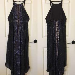 Free people long dress - size 6