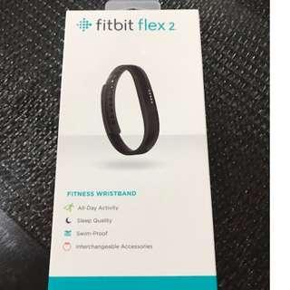 New Fitbit Flex 2