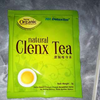 Natural Clenx Tea Detox