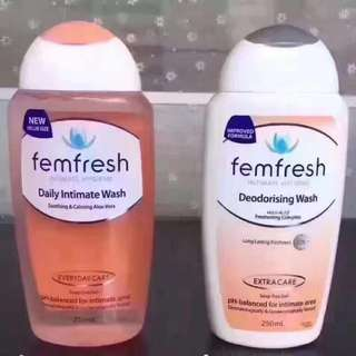 Femfresh daily intimate wash