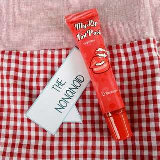 Berrisom Lip Tatto Virgin Red