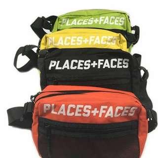 Places + Faces 3M Shoulder / Pouch / Body Bag