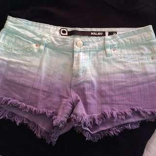Malibu Ombré shorts