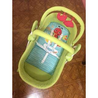 2in1- Bassinet & Chair..