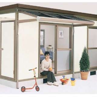 【99.9%全新】日本YODOKO隔熱組合 DZB-2222HW 標準型組合屋防水、防銹、隔熱