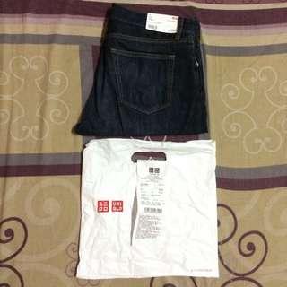 Jeans Uniqlo original
