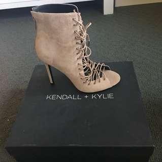 Kendall +Kylie heels