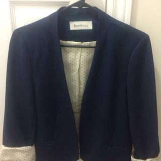 🔥Reduced🔥 Daniel Rainn Navy Blue blazer Small