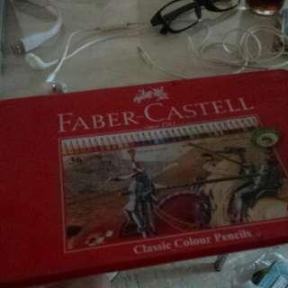 Free Faber Castle Color Pencil