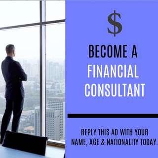 HIRING 10x Financial Consultants