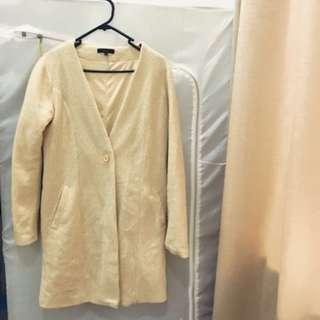 Rienda cream coat