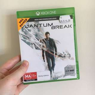 Xbox One - Quantum Break