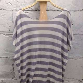 Kidnapped Alley Stripe Grey