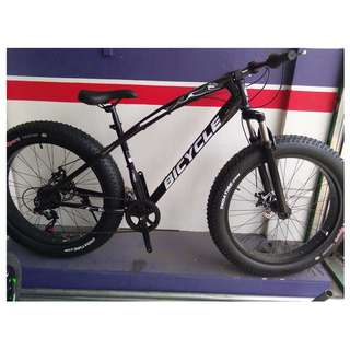 Bicycle Fat Bike with FREE DELIVERY METRO MANILA