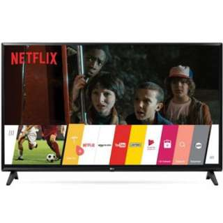 LG 49LJ550T Full HD Smart TV