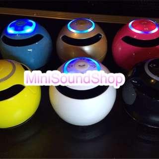 LED Light 藍牙太空喇叭$158