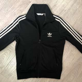 ADIDAS ORIGINALS Black Jacket