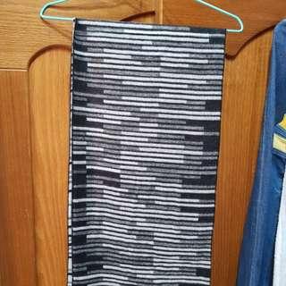 桑蠶絲圍巾 可換物 中性款