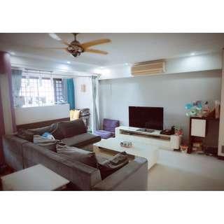 Blk 366 Tampines St 34, 5 room flat for sale