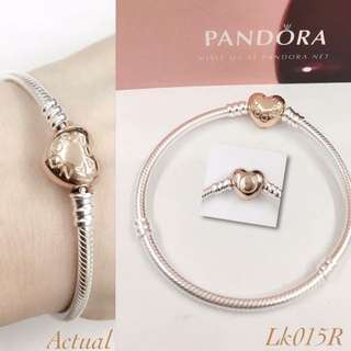 Pandora Bangles Authentic 92.5 Silver