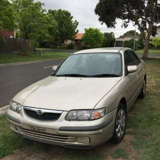 1998 Mazda 626 - SELLING FOR PARTS