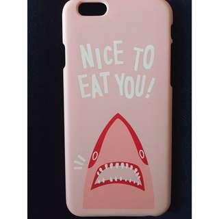 Case iPhone 6/6S Baby Shark