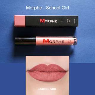 Preloved Morphe Liquid Lipstick - School Girl