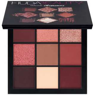 *AUTHENTIC* HUDA BEAUTY OBSESSIONS PALETTE MAUVE