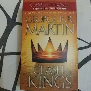 A Clash of Kings (Game of Thrones book 2)