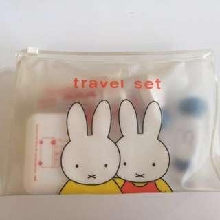 Miffy Travel Set
