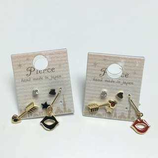 日本Pierc耳環 made in Japan🇯🇵 日本耳環 日本耳環
