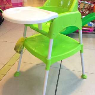2in1 high chair