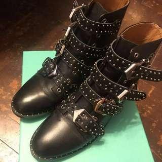 Givenchy Style stud boots Not chloe ysl prada miu miu LV Gucci