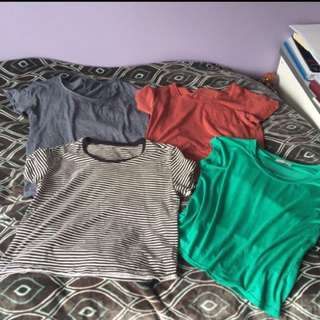 Assorted t shirt bundle