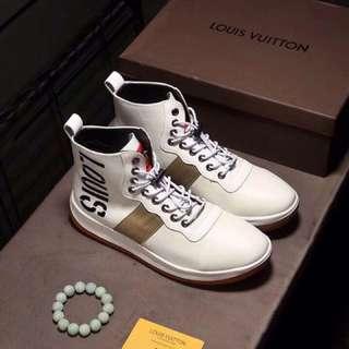 Louis Vuitton Highcut Shoes for Men