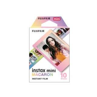 (Including postage)Instax Film Macaron