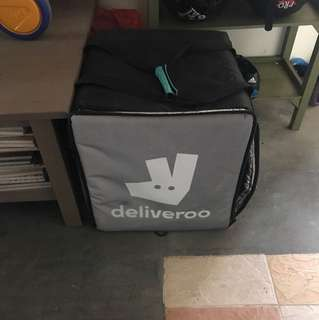 Deliveroo big Thermal bag