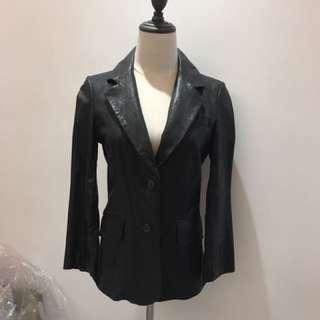 Elizabeth and James leather jacket US6 (S/M size) black